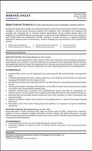 lpn resume objectives professional summary resumes With director of nursing resume