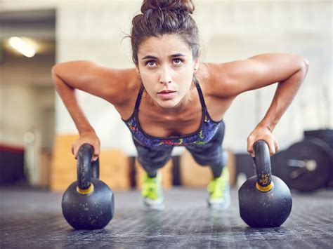 workout kettlebell training kettle fitness exercise gym kettlebells mistakes bells workouts most self woman bell essentials different getty eating right