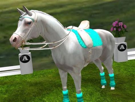 horse games play riding racing