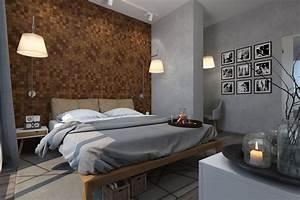 Chambre Grise Et Beige : le gris en d co le mag visiondeco ~ Melissatoandfro.com Idées de Décoration