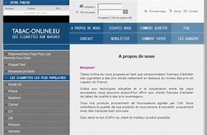 Acheter Du Tabac En Ligne : en fait vous pourrez s rement continuer acheter vos clopes en ligne ~ Maxctalentgroup.com Avis de Voitures