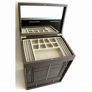 Boite A Bijoux Grande : boite a bijoux tiroirs ~ Teatrodelosmanantiales.com Idées de Décoration