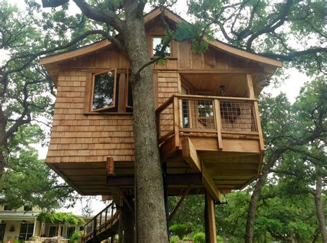 Treehouses : 11 Cabins And Treehouses Near Austin You Won't Believe