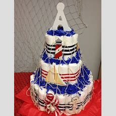 25+ Best Ideas About Nautical Diaper Cakes On Pinterest