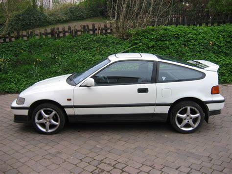 1990 Honda Civic Crx Overview Cargurus