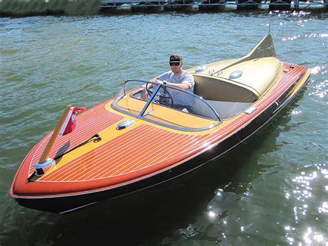 Chris Craft Wooden Boats by Chriscraft Cobra Classic Boats Boats News Wooden Boats