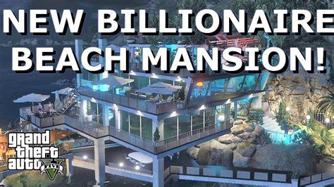 New Billionaire Beach Mansion! (gta 5 Mod)