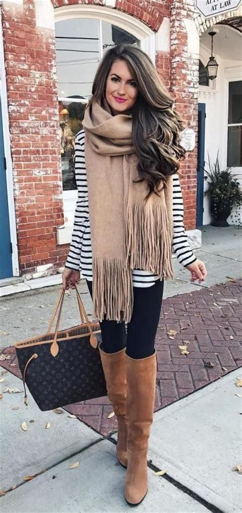 424 Best Images About Outfits With Tall Boots On Pinterest