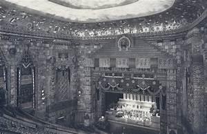 Exclusive: Rare photos inside the original Fisher Theatre ...