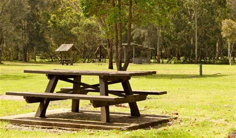 parks with picnic tables near me garigal national park nsw national parks
