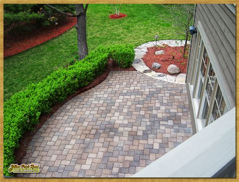 flagstone paver patios installed mpls minnesota