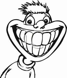 Funny Mouth Smiles Clipart