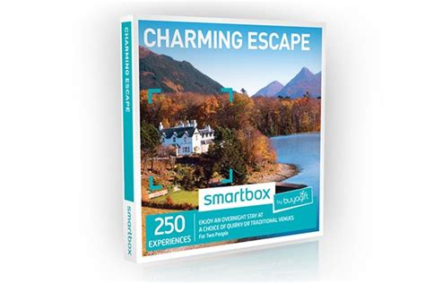 smartbox cuisine charming escape smartbox by buyagift from buyagift