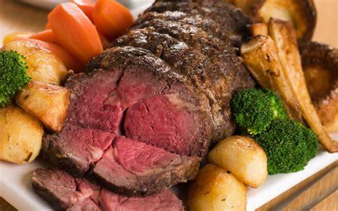 sauge cuisine the roast beef