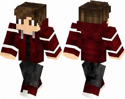 Boy Minecraft Skin Jacket Skins Hub