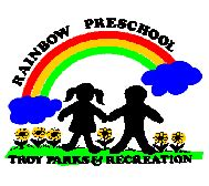 rainbow preschool troy mi child care center 422 | logo RainbowPreschoolLogo