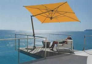 Solde Parasol Déporté : parasol terrasse deporte beautiful umbrosa icarus parasol ~ Preciouscoupons.com Idées de Décoration