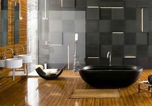 le parquet stratifie dans la salle de bains est une With peut on mettre du parquet dans une salle de bain
