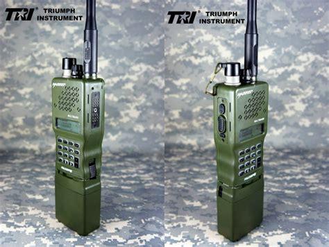 Tri Prc 152(uv)tactical Radio Interphone Walkie Talkie
