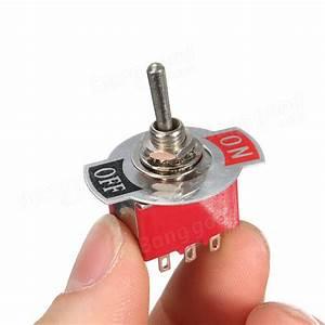 Mini Interrupteur Poussoir : commutateur bascule 250v 15a 9 broches bascule mini ~ Edinachiropracticcenter.com Idées de Décoration