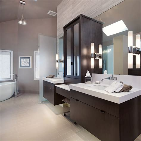 Modern Cabinets Bathroom by Modern Bathroom Cabinets Vanities Level Line Cabinets