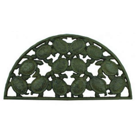 Turtle Doormat by Buy Rustic Cast Iron Turtle Doormat 25 Inch Nautical