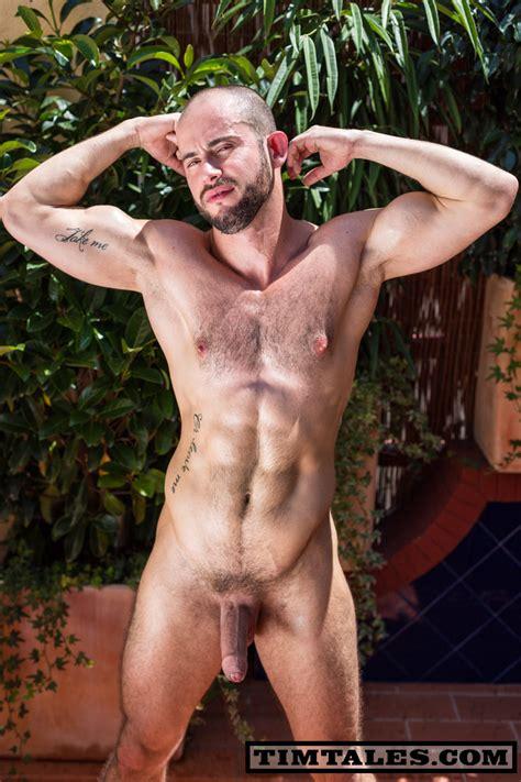 Timtales Felix Barca Amateur Spanish Uncut Muscle Bear