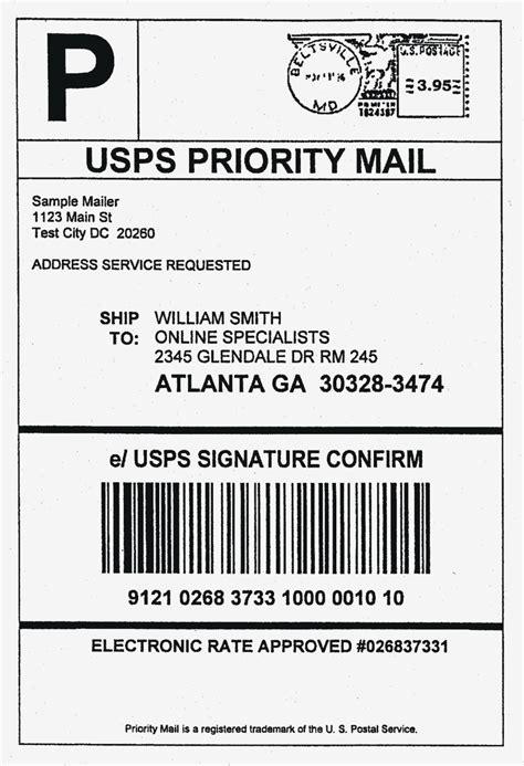 template secret santa label template package mailing