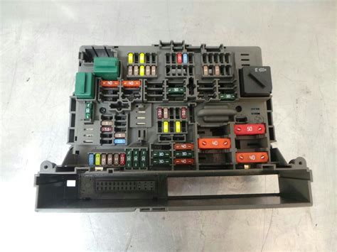 Bmw Fuse Box Breaking For Used