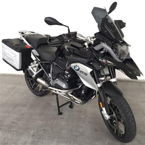 Bmw R1200gs Triple Black Edition Pml Local Agent Warranty