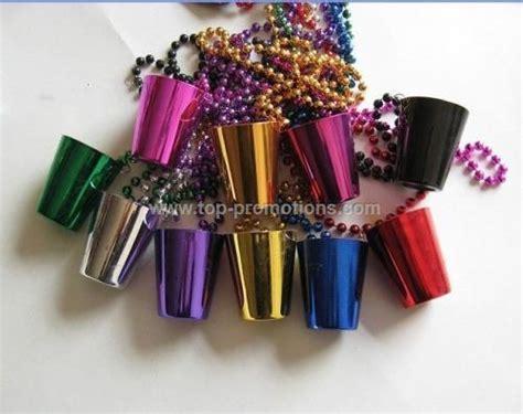 wholesale bead necklace  shot glassus  pc