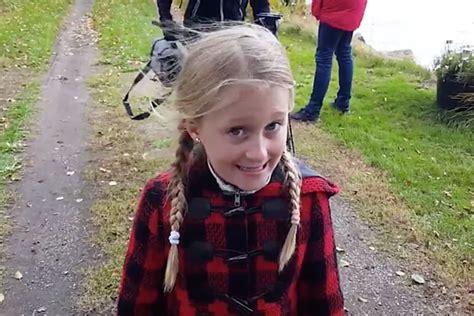 Young Girl Saga Finds Year Old Sword Swedish Lake