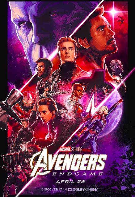 Endgame 3d Wallpaper by New Endgame Posters Hype Up Marvel S Mega