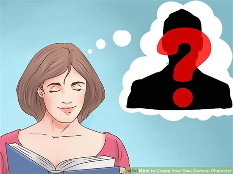 design your own person how to create your own character with pictures