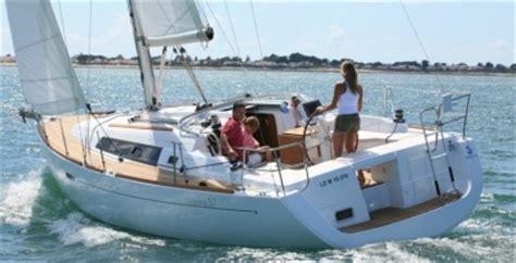Zeiljacht Les by Beneteau Oceanis 34 2009 Zeilboot Huren Enjoy Sailing