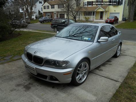 2004 Bmw 330ci Base Coupe 2 Door 3 0l