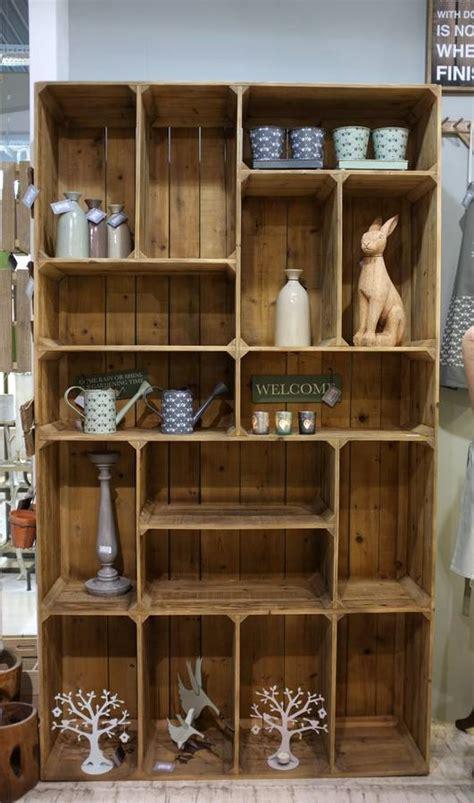 pallet box box shelf unit  cambrewood