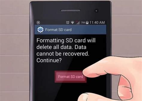 If sd card not formatting error appears on android or other devices, you may as well recover data from damaged sd card firstly as shown above and then reformat the card on the android device/computer for you're still unable to format micro sd card (windows was unable to complete the format). Fixed Unable to Format SD Memory Card Android Phone Camera Windows