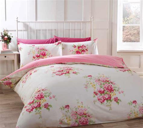 flannelettte thermal bedding quilt duvet floral tonys textiles