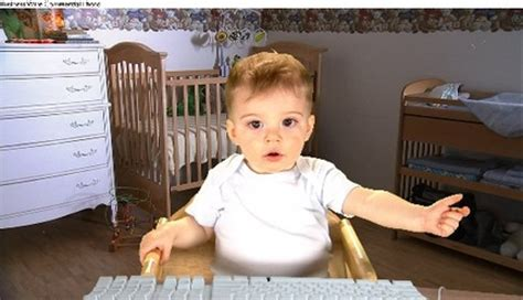 Etrade Baby Meme - e trade baby loses shirt in market write on new jersey