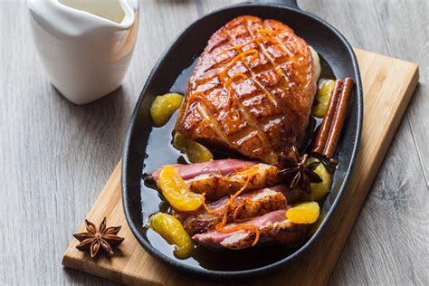 recette cuisine en anglais magret de canard laqué à la clémentine corse aux epices