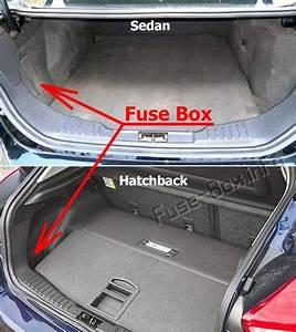 Ford Focus Fuse Box Diagram 2012