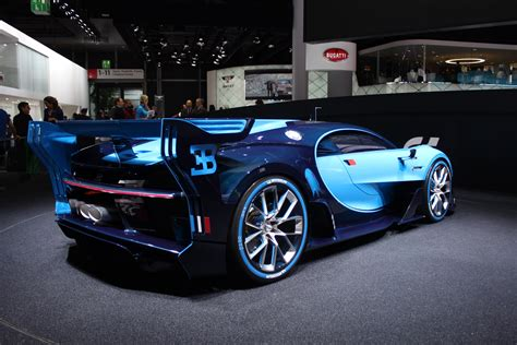 Bugatti 2019 : 2019 Bugatti Vision Gran Turismo