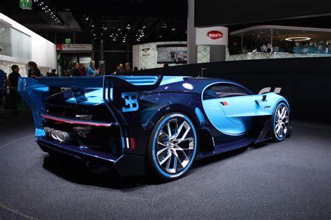 The car was shown at paris motor show 2019 bugatti automobiles s.a.s. 2019 Bugatti Vision Gran Turismo - Auto Car Update