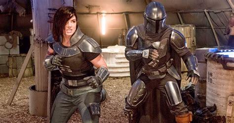 The Mandalorian Teams with Ex-Shock Trooper Cara Dune in ...