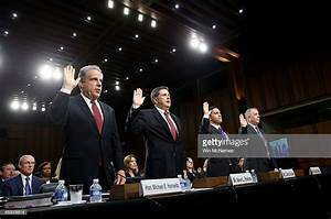 Senate Judiciary Cmte Holds Hearing On Justice Department ...
