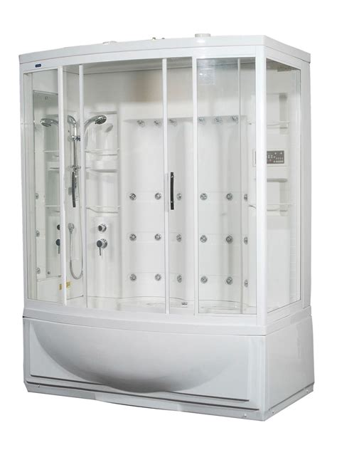 Whirlpool Tub With Shower by Euphrasia Steam Shower And Whirlpool Tub
