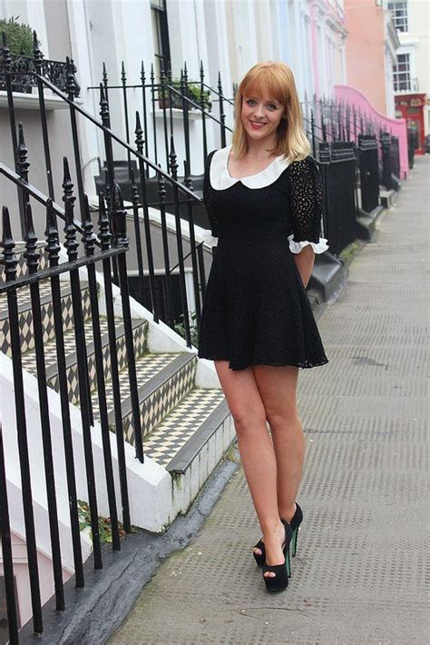 coco fennell french maid dress toWEAR Pinterest