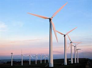 These clever wind turbines store energy for when the wind ...