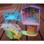 See more ideas about tree house, house quotes, life quotes. 2001 MATTEL KELLY BARBIE DOLL TREEHOUSE TREE HOUSE (06/13 ...